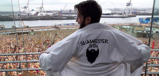 Saunameister Sven