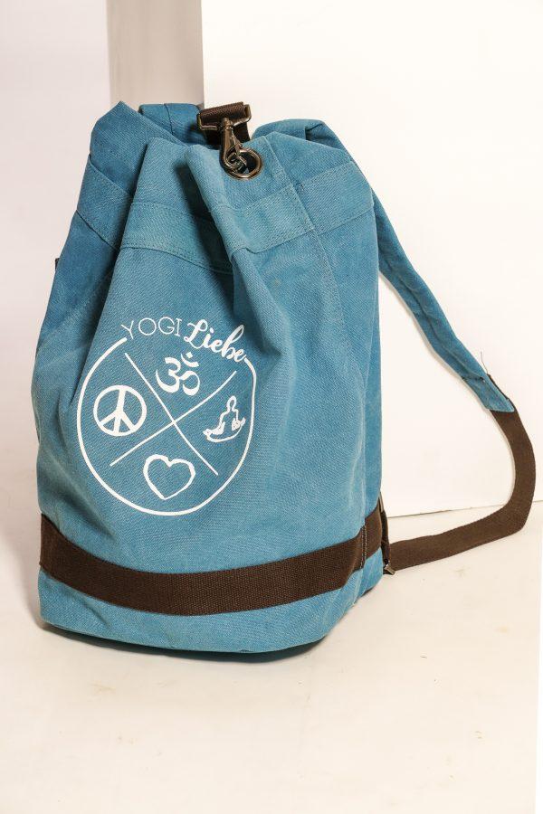 Yoga-rucksack-yogiLiebe-blau