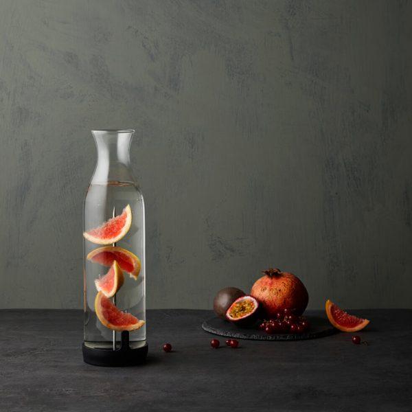 Vagnbys Wasserkaraffe mit Deckel - Cool Carafe