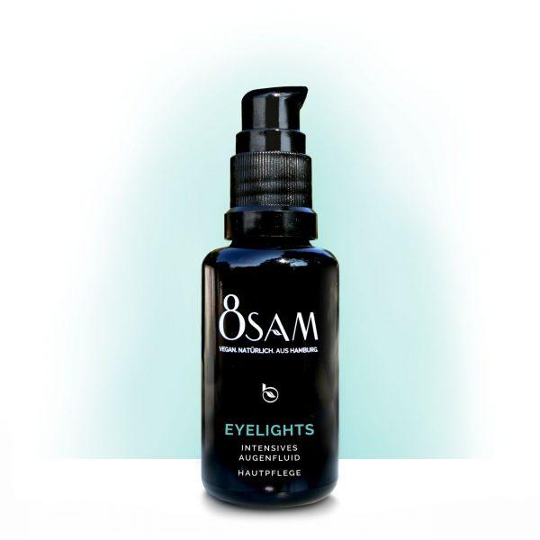 8SAM EYELIGHTS Intensives Augenfluid